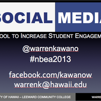 Social Media: A Tool to Increase Student Engagement