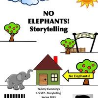 NO Elephants Story
