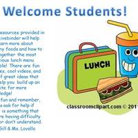 Second Grade Nutrition Unit Webquest Resources