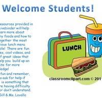 Second Grade Nutrition Unit Webquest Resources