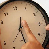 Telling Time with Interactive Clocks
