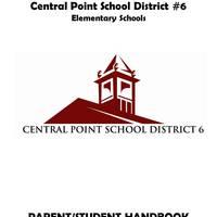 CPSD6 Elementary Student/Parent Handbook