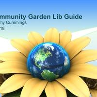 LIbGuide Community Gardening