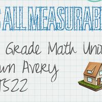 It's All Measurable