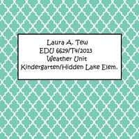 EDU 6629 Teacher Work Sample
