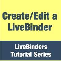Tutorials to get you started creating and editing LiveBinders