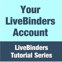 Your LiveBinders Account