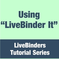 "How to Use ""LiveBinder It"" Bookmarklet Tool"