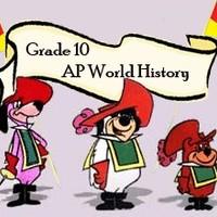 AP World History Exam Review Materials