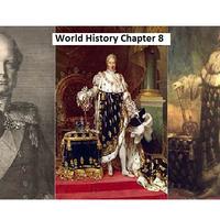 World History Chapter 8