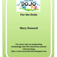 Class Dojo for the Dodo