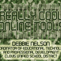 CUSD Tech Bootcamp: Really Cool Online Tools