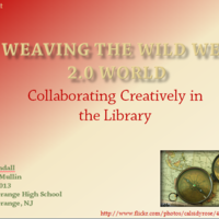 Weaving the Wild Web 2.0 World: Collaborating Creatively in the