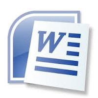 MIcrosoft Office Word Documents