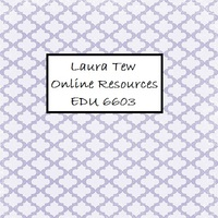 EDU 6629 Online Resources
