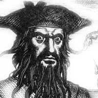 Blackbeard - One of  North Carolina's Earliest Citizens