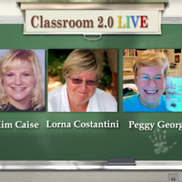 Classroom 2.0 LIVE webinar links and resources for May 2013