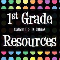 1st Grade, Dalton L.S.D.  (Ohio)