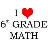 Audra's Math 6 Stuff!