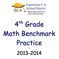 4th Grade Benchmark Practice: 2013-2014