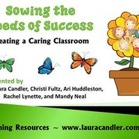 Seeds of Success-Laura Candler
