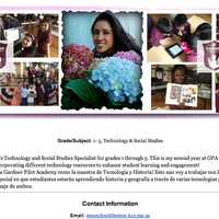 Social Studies & Technology