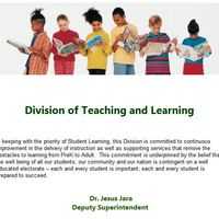 Teaching and Learning SOP