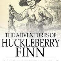 Junior English Huck Finn Group Project