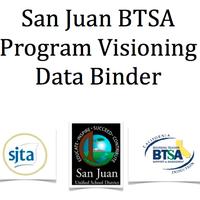 SJ BTSA Program Visioning Data Binder
