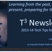 Technology Newsletter for La Crescent Public Schools