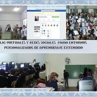 Aulas virtuales y redes sociales.