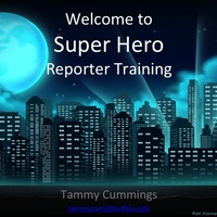 Super Hero Reporter Training