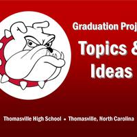 Graduation Project Topics & Ideas
