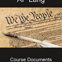 AP Lang Class Documents