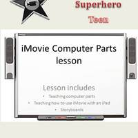 iMovie iPad project