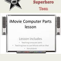 iMovie iPad project