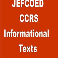 JefCoEd High School CCRS Informational Text Resources