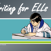Writing for ELLs