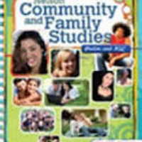 Family and Community Studies