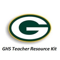 GHS Teacher Resource Kit!
