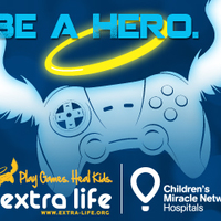Extra Life - Children's Miracle Network