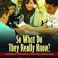 So What Do They Really Know - Book Study