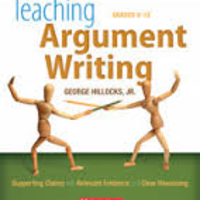 Teaching Argument Writing