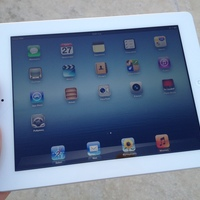 iPads for Students with Visual Impairments