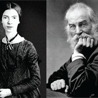 New American Poetry:  Walt Whitman and Emily Dickinson