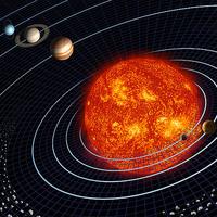 Solar System - grade four