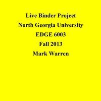 Warren EDGE 6003