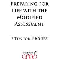 Preparing for Life Without the Modified Assessment