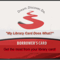 """My Library Card Does What?"""