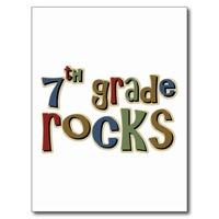 7th Grade Unit Plans